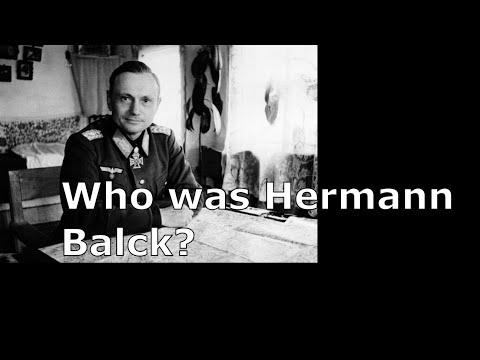 Download Who was Hermann Balck?