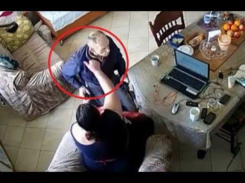 Дочь пенсионера установила в доме камеру. Через час к этой сиделке уже ехала полиция...