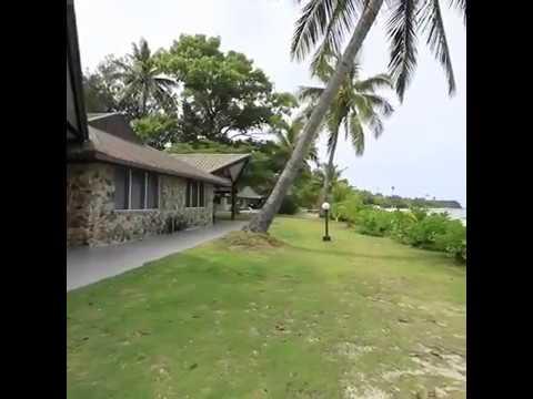 Plantation Island Resort Beachfront Bure