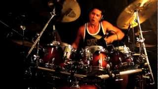 Repeat youtube video Eric Fisher - Intro by The XX- (Drum Cover)