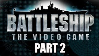 Battleship Walkthrough - Part 2 Force Fields PS3 XBOX PC Let's Play ( Gameplay / Commentary )