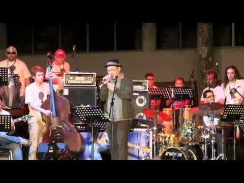 Ruben Blades en el 10 Panama Jazz Festival  2013