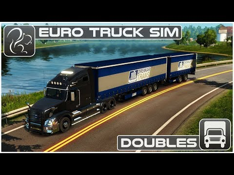 Doubles (Euro Truck Simulator 1.28 Beta)