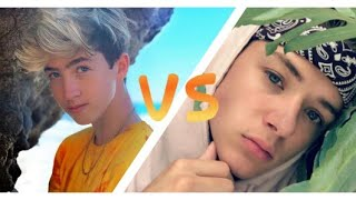 Cash.Baker vs markie.ly (tik tok)