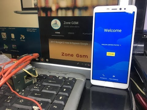 Infinix Hot 4 FRP Bypass Factory Resat Protection With CM2 Dongle