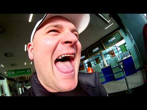 DFDS Mini cruise trip to Amsterdam Oct 2017 WALKAROUND
