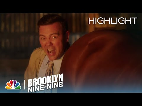 Charles Tries To Save A Horse From A Burning Building | Season 5 Ep. 6 | BROOKLYN NINE-NINE