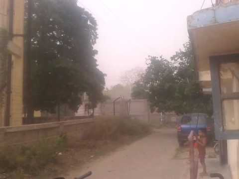 Kanpur cyclone today