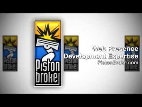 Web Presence Development Expertise | PistonBroke.com