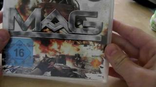 MAG PS3 Game Review Sony Entertainment