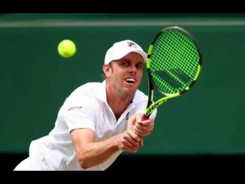 Sam Querrey shocks world No. 1 Andy Murray in Wimbledon quarterfinal - VIDEO