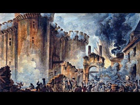 A Tomada da Bastilha pelo Povo de Paris - Aula V Ecos da Marselhesa - Prof. Eventual V