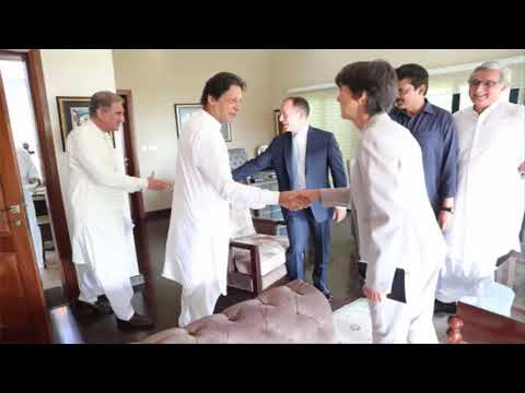 British HC calls on Imran congratulates on PTI's victory in elections