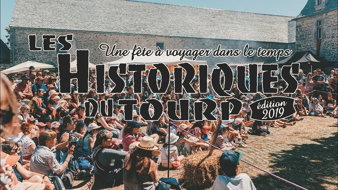 AFTERMOVIE - LES HISTORIQUES DU TOURP 2019