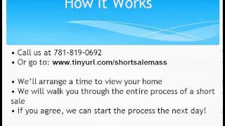 Short Sale Boxborough: How To Complete A Short Sale In Boxborough Massachusetts