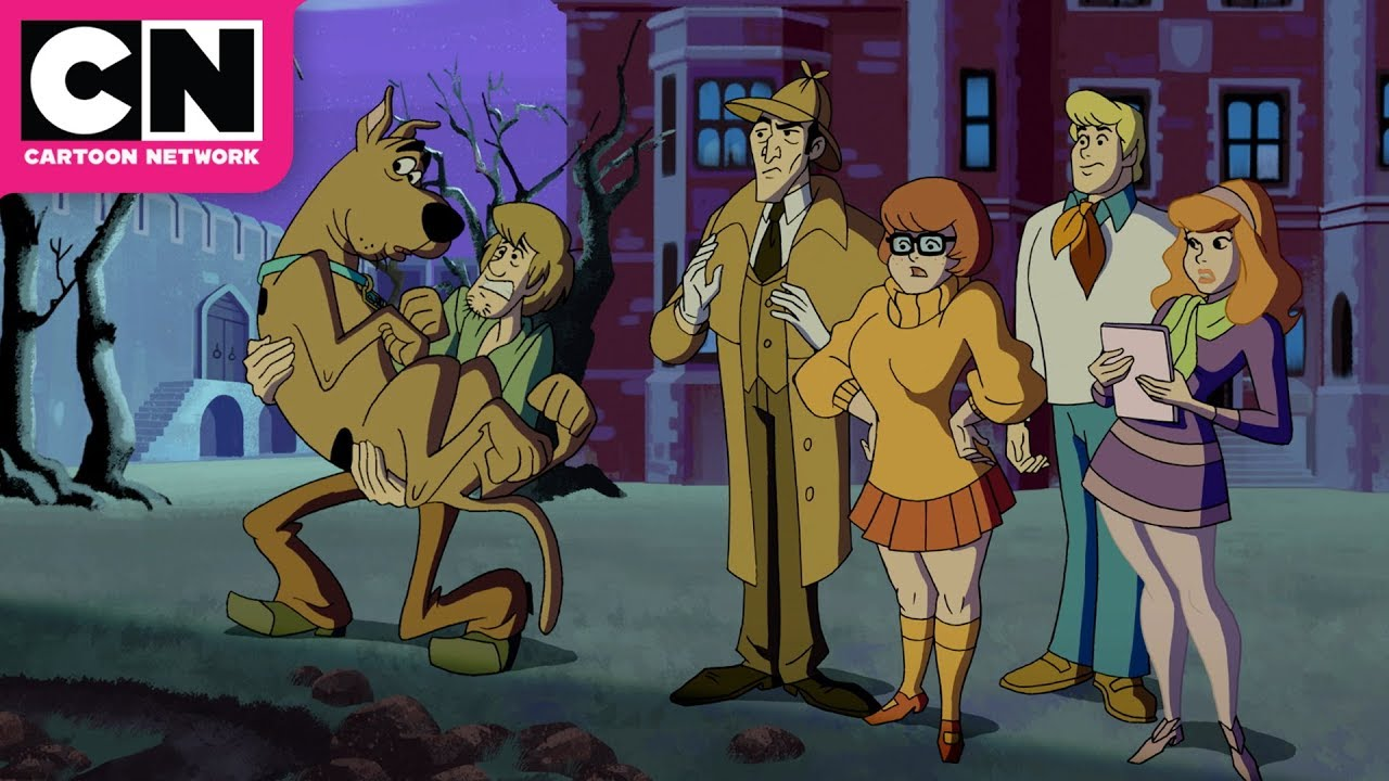 Scooby Goes To London Scooby Doo And Guess Who Cartoon Network Youtube