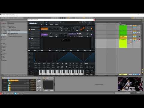 Ableton Live 10 - Quick & Easy Evolving Techno Sequences