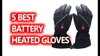 Best Battery Heated Gloves buy in 2019