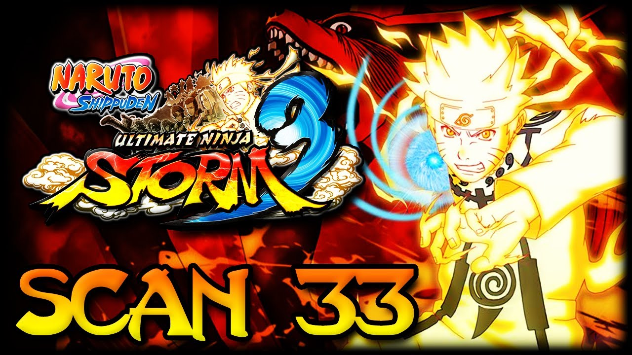 Naruto bijuu mode vs madara