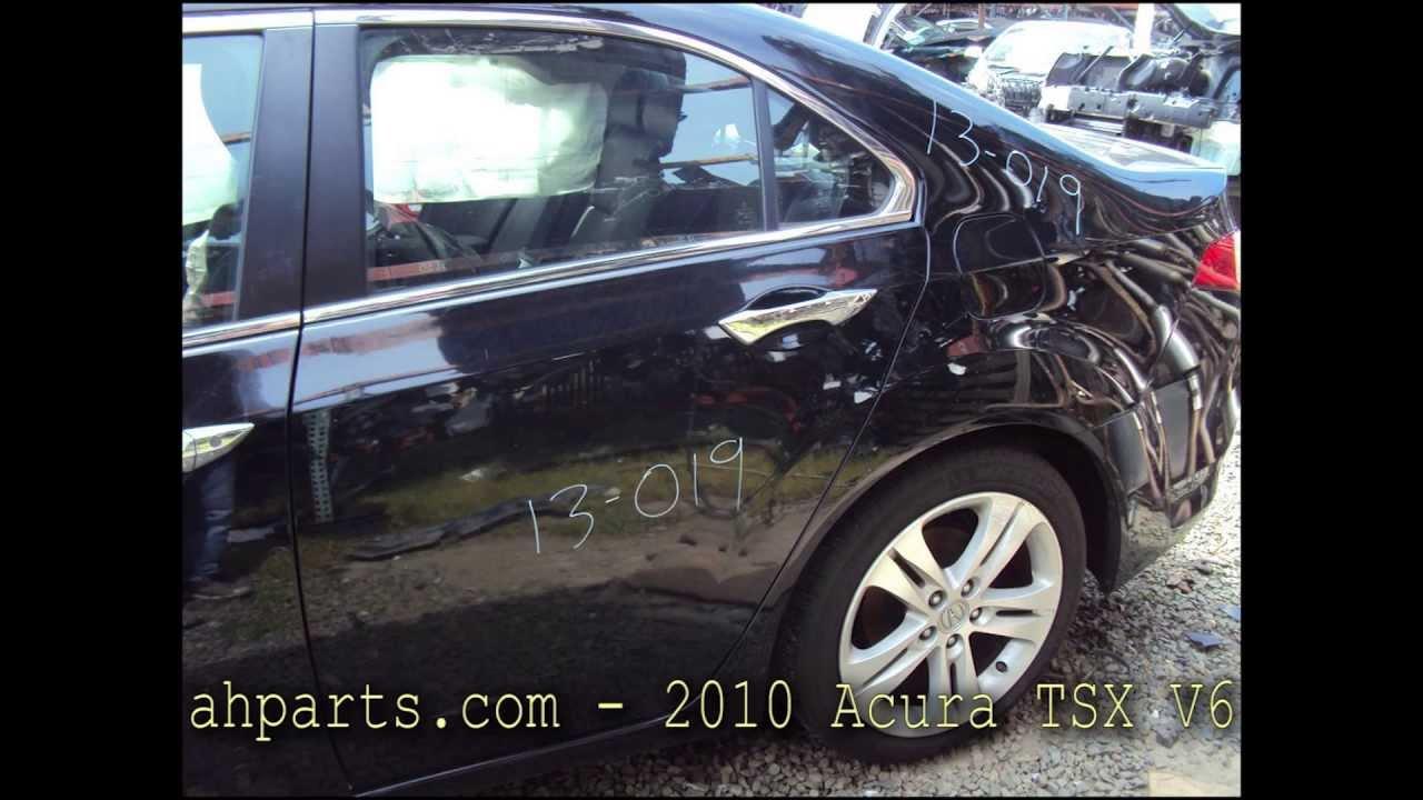 Acura TSX Parts AUTO WRECKERS RECYCLERS Ahpartscom Honda Used - Acura tsx parts