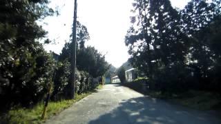 薩埵峠 国道52号 興津側から駐車場まで