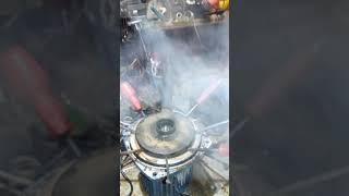Як зняти робоче колесо з насоса