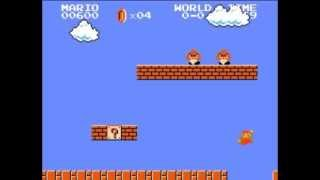 Super Mario Bros - game over song