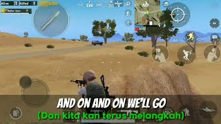 PUBG MOBILE Cartoon On And On Ft Daniel Levi NCS Lirik Dan Terjemahan Indonesia