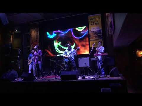 mojo bombay   aazaad - my life(cover)   live @HardRockCafeAndheri