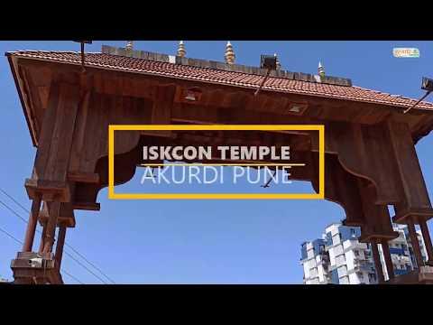 ISKCON Temple Akurdi Pune