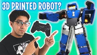 UNBOXING & LETS PLAY! - LEO 28 : Ultimate Battle Humanoid Robot