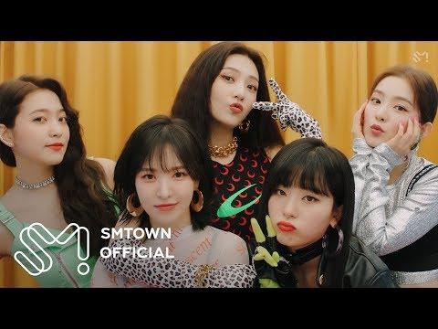 Red Velvet 레드벨벳 짐살라빔 (Zimzalabim) MV Teaser : The ReVe Festival Eve