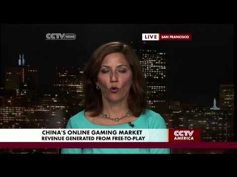 Lisa Hanson on China's Online Gaming Market