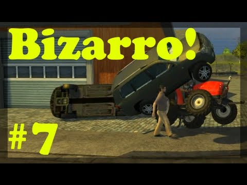 Jogos Bizarros - Ep 7 - Farming Simulator 2013 TRAVEL_VIDEO