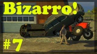 Jogos Bizarros - Farming Simulator 2013