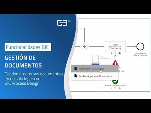 Gestión Documental con BIC Document