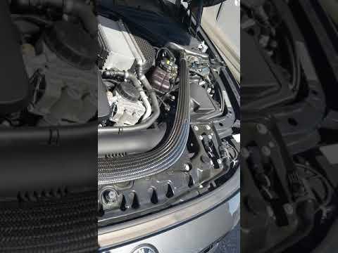 Just showing off CAMS m4 engine on Kirkwood highway gas station