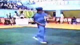 Wushu - Shang Yu - Chang Quan 1993