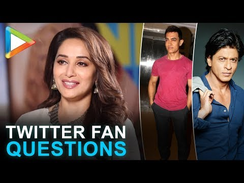 "Madhuri Dixit: ""The cast of Total Dhamaal is madness"" 