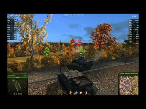"World of Tanks - Historic Battle  - Event No.28  ""Siege of Budapest"" Round 3"