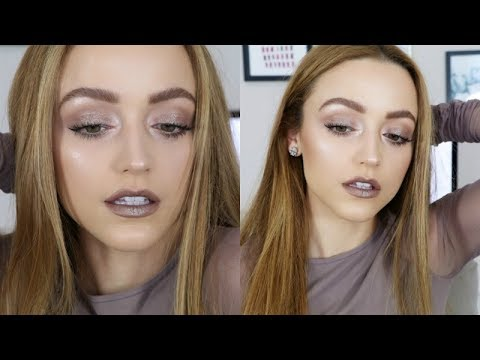 Download Youtube: GRWM | Monochromatic Cool Toned Makeup Look