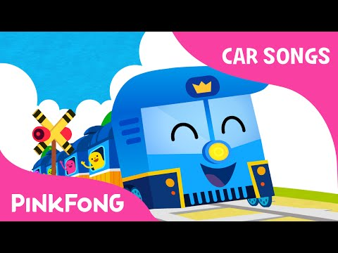Thumbnail: Train | Car Songs | PINKFONG Songs for Children