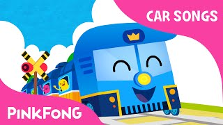 Train | Car Songs | PINKFONG Songs for Children