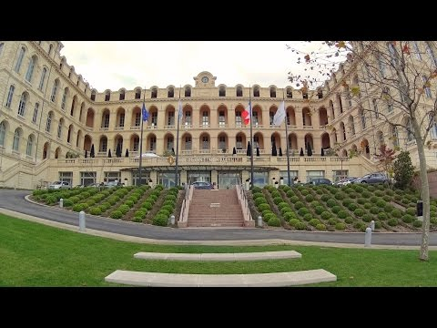 Luxury in Marseille - Visiting the InterContinental Hotel Dieu
