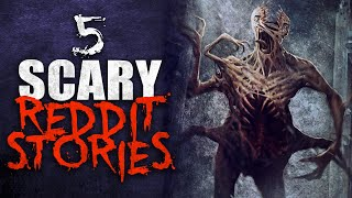 5 SCARY REDDIT HORROR STORIES (Including horror story animation)