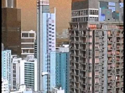 Chungking Mansions and インターネット女神 Shinatama - Visions of Chung Wan