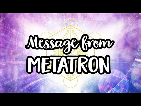 The Ascension Process – Metatron Channeling: Humanity Is Rising! ☀️✨