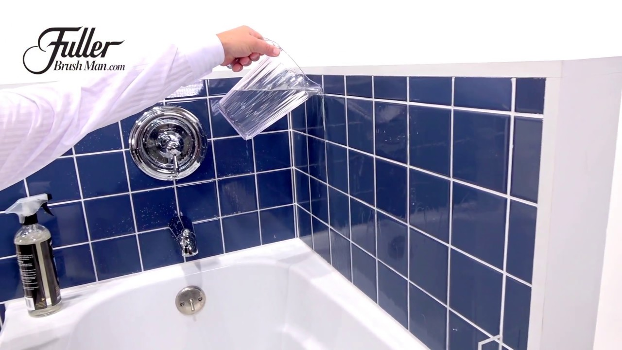 How to keep your tub or shower clean without constantly \