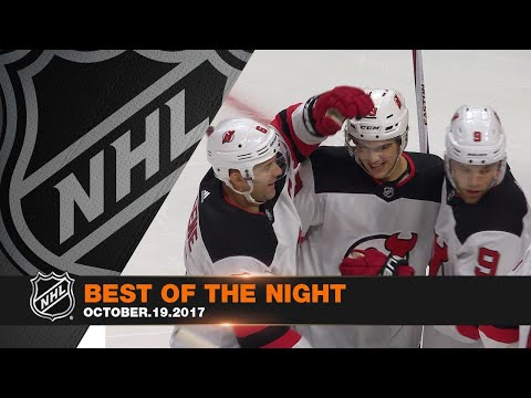 Best of the Night for Oct 19th