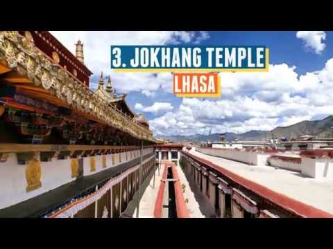 Tibet's 13 Best Attractions according to Lonely Planet